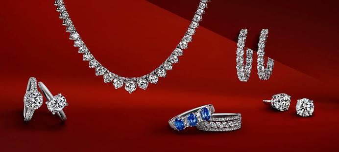 新年新珠宝!Blue Nile精选珠宝及对戒享焕新特惠