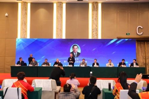 中医王培杰、王金绪参加33届中华大地之光表彰活动