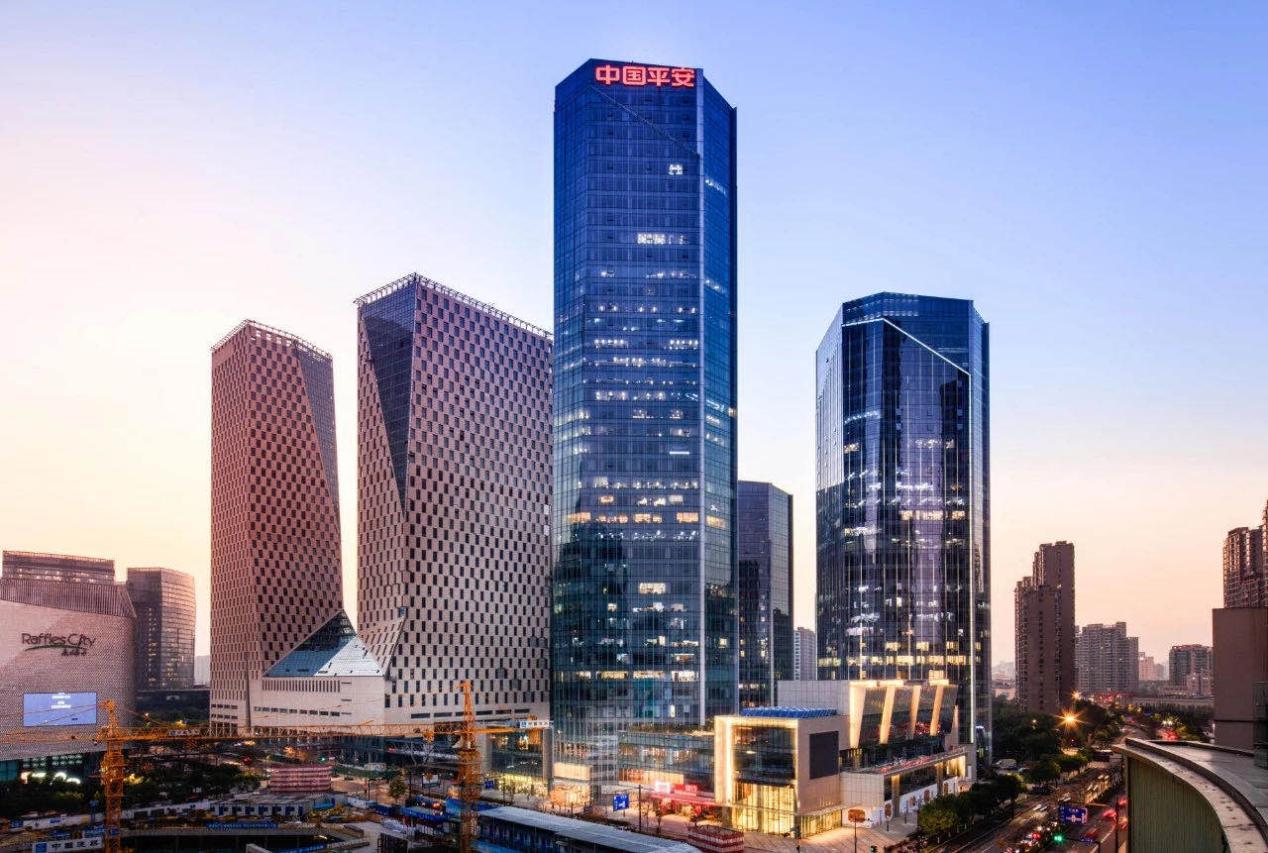 """出租率达98%并实现百分百续租 杭州平安金融中心搭上城市发展""""快车道"""""""