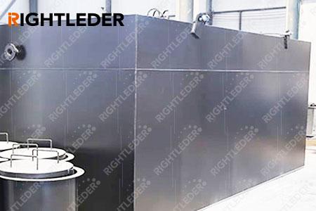 莱特莱德:一体化平板MBR设备处理农村生活污水