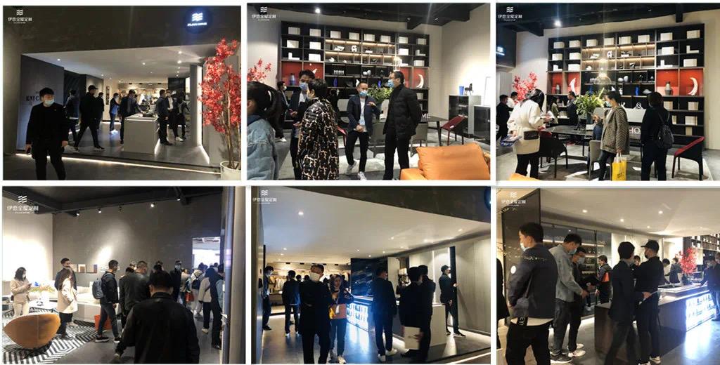 伊恋丨上海&广州双城家居展,衣柜加盟品牌选择正当时
