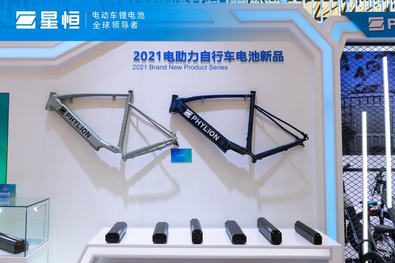 国货荣光,星耀海外 星恒电源实力抢镜第30届中国国际自行车展