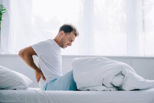 睡覺醒來總是腰酸背痛,你找對原因了嗎?