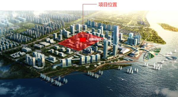 """""""一核四城""""重心南移,苏州未来直指稻谷国际中心"""